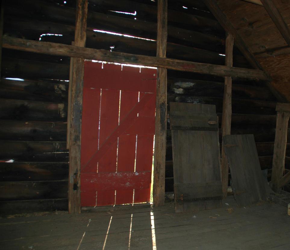 Barn Door by BluePhyre