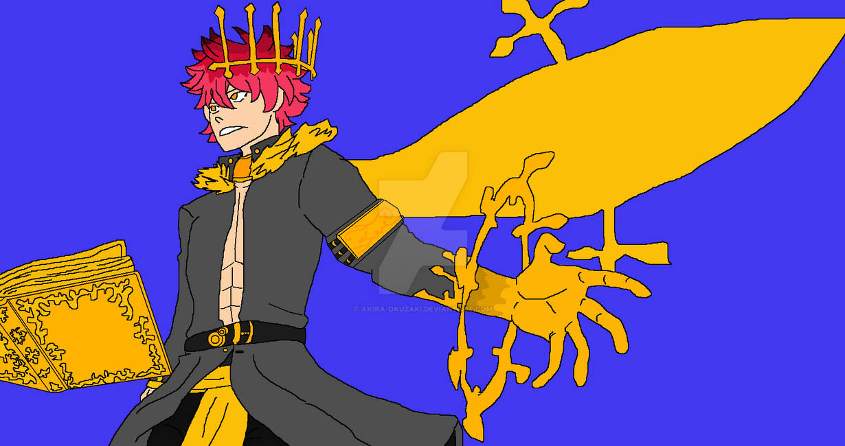 gold fairy king