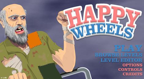 Happy Wheels Hackedunblocked Games