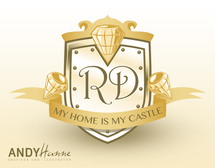 furniture stores logos. Logo For A Luxury Furniture Stores By MystcART Logos