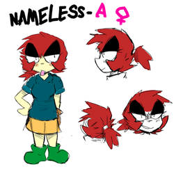 Nameless-a concept by Sir440