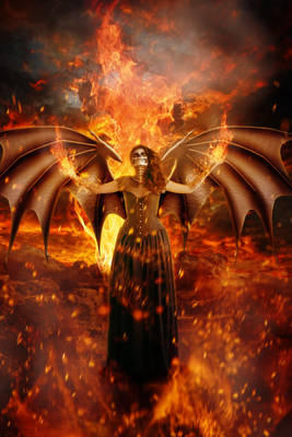 I am Fire!  I am Death!