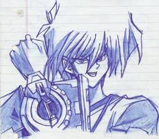 Yu-Gi-Oh! - Katsuya Jounouchi