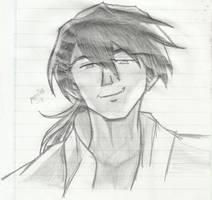 Shin Seiki Evangelion - Ryouji Kaji