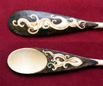 Smoke Tendril Spoon