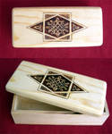 Diamond Knot Box 2