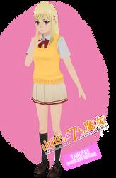 Urara Shiraishi by KawaiiSugarRose