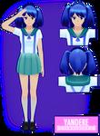 Tri-Tails Mei Mio
