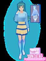 Casual Saki Outfit by KawaiiSugarRose