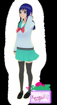 Kokomi Teruhashi