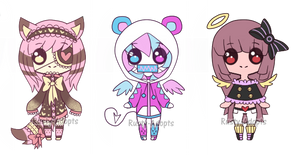 Wittle Adopt Batch 3 (Closed)