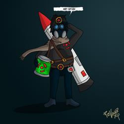 ROMAC OC: Ahoy, Captain! by Revan1118
