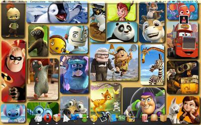 I love pixar by Revan1118