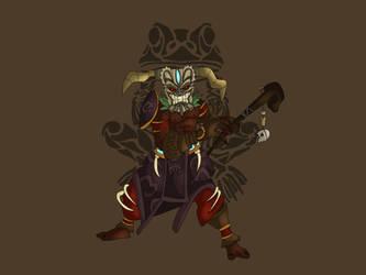 Diablo III Art Contest by Revan1118