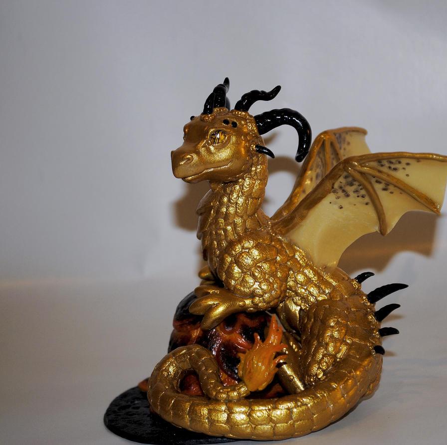 Incendiary Drake by gummiberri