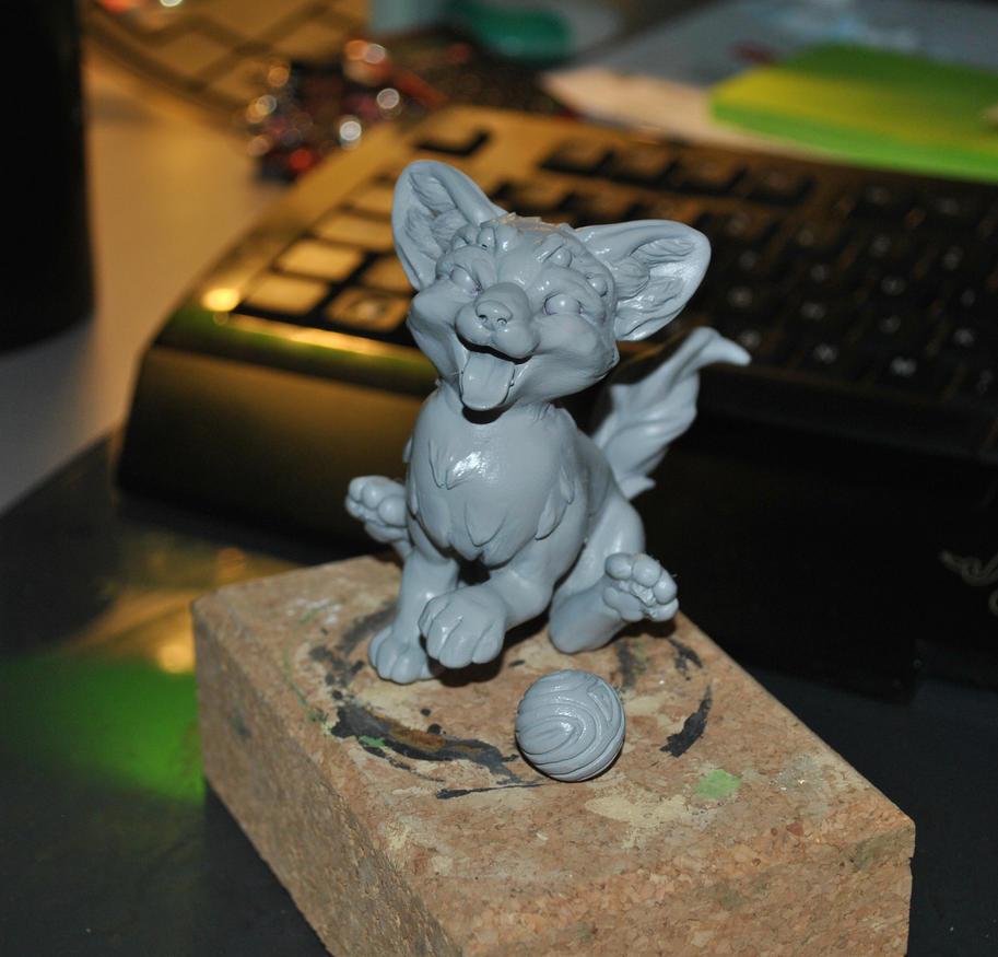 Dread Cub by gummiberri