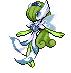 Gardevoir Fairy by erioz