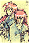 Battousai and Rurouni -1-