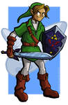Link circa Ocarina of Time