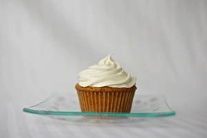 Carrot Cake Cupcake by Deathbypuddle