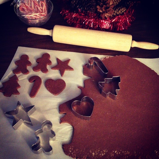 Cinnamon Christmas Ornaments by Deathbypuddle