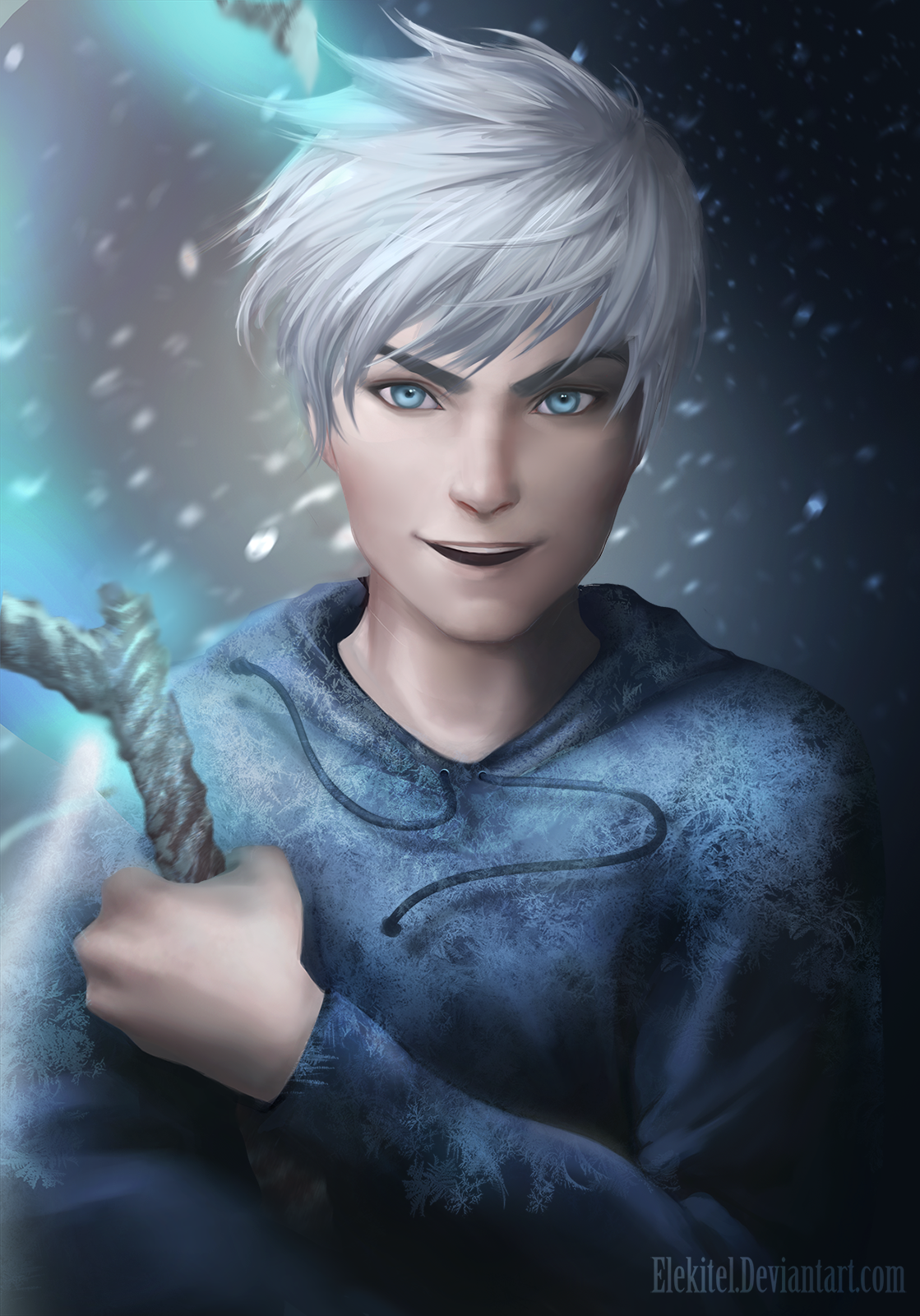 jack frost resubmit by Elekitelik