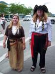 Canada Day Pirates