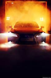 Lexus IS F Sport - first presentation in Poland 04 by blekcziken