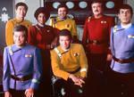 Star Trek film cast recoloured