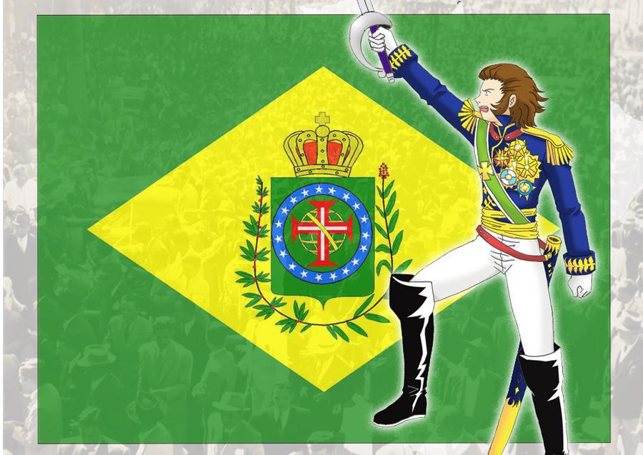 Dom Pedro II by shinn3