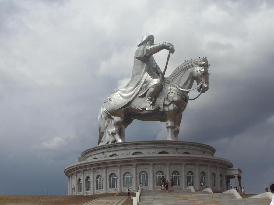 Tsonjin boldog for mongolia by Geserjav