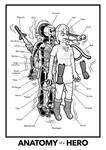 Anatomy of a Hero by HiMyNamesJakob