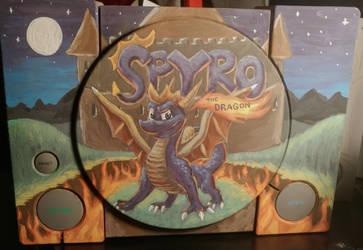 Spyro - custom ps1