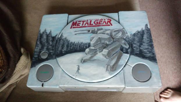 Metal Gear Solid Ps1
