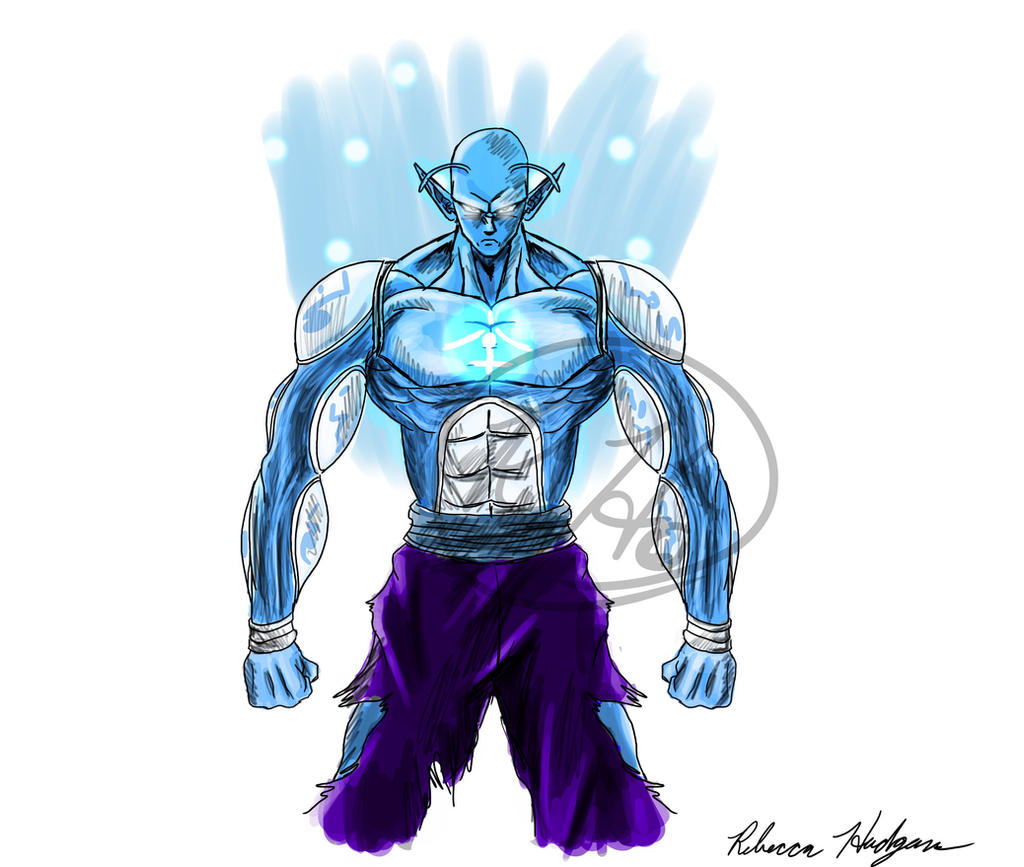 What if: Piccolo- Super Namek God by RebeccaHudgens on ...