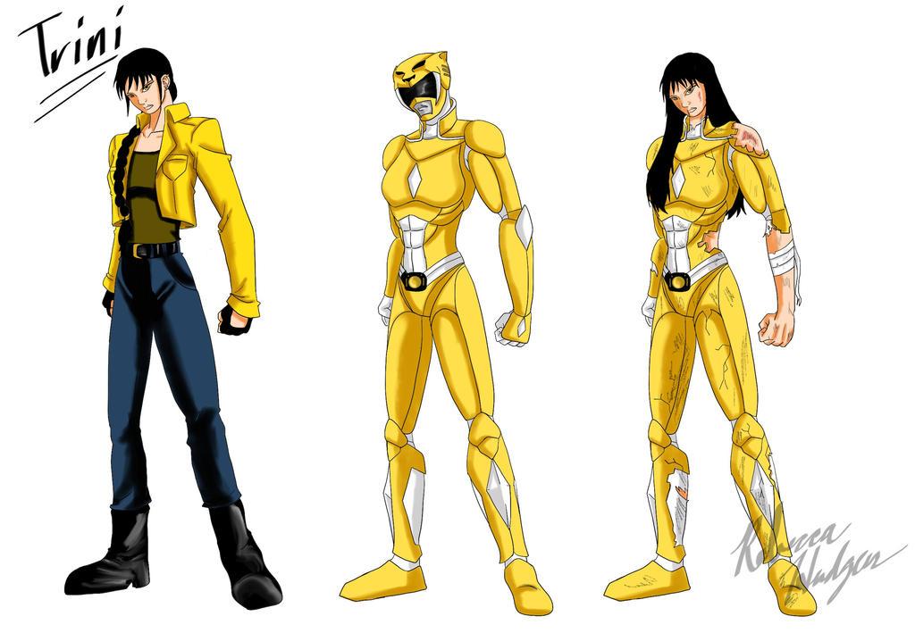 Trini- The Yellow Ranger