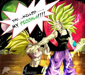 You Killed MY Piccolo!