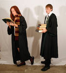 Draco and Ginny 4