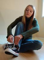 Shoelaces 2 by intergalacticstock
