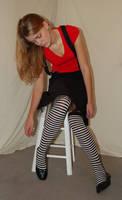 Sitting Puppet 7