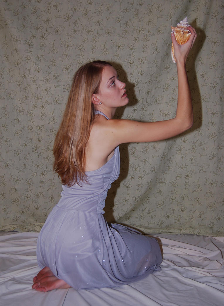 She Sells Seashells 14 by intergalacticstock