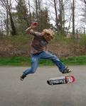 Skateboardin' 1