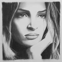 Uma by joannesotoart