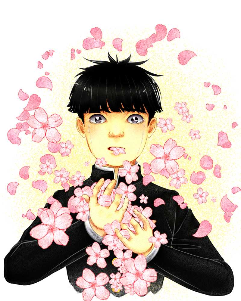Mob Hanahaki by BlackMoon4242564