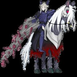 Altria Pendragon (Lancer Alter) Colored