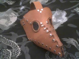 Plague Doctor Mask by Tathoj