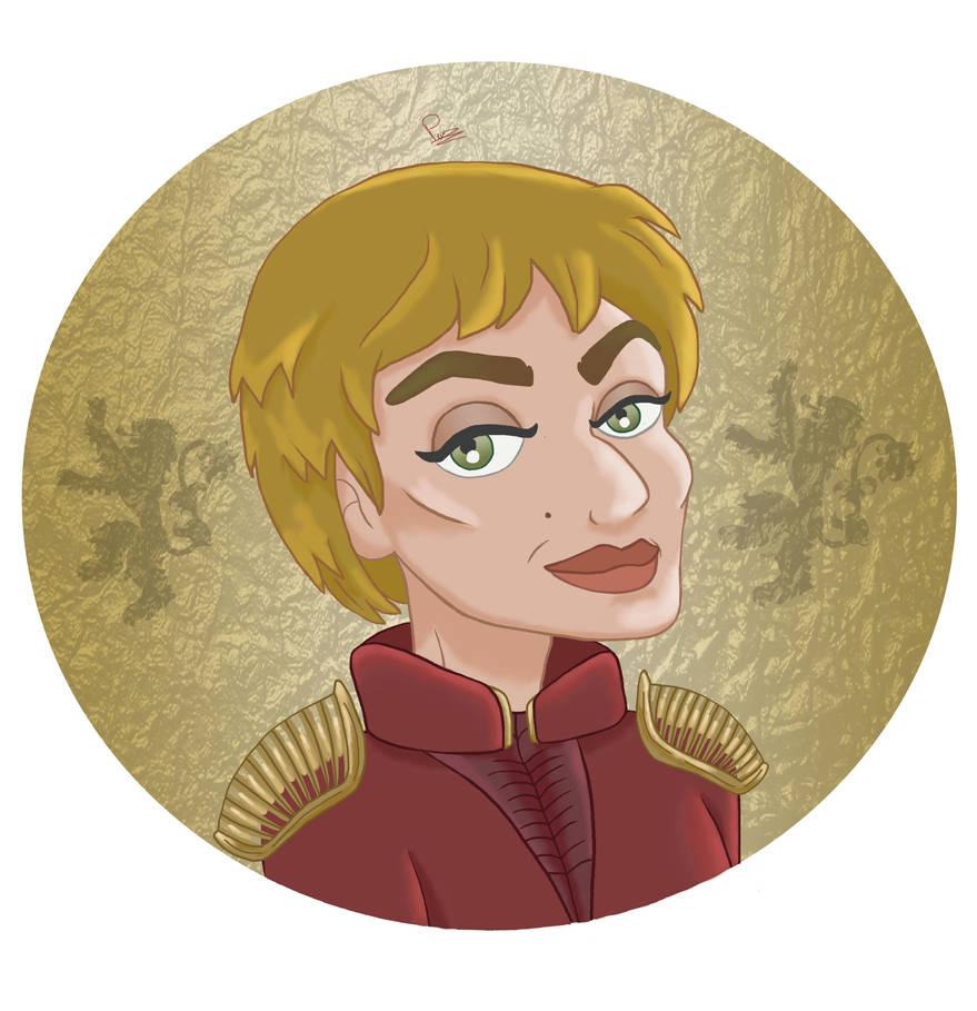 Cersei season 8 by PauliGaVi