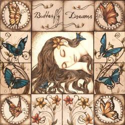 Butterfly Dreams by Aliehs