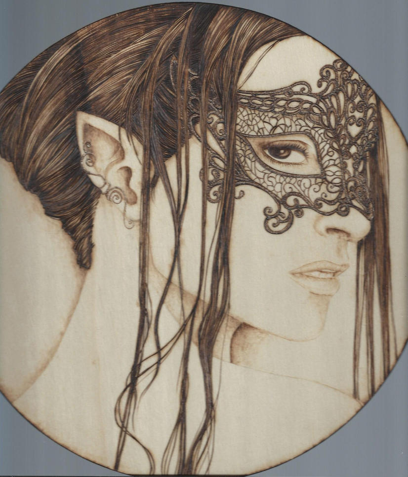 Elven Masqurade: The Princess by Aliehs