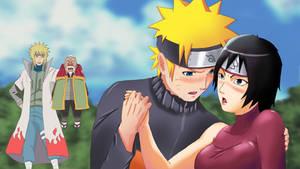 Commission: Naruto x Kurotsuchi